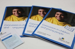 Concussion booklet